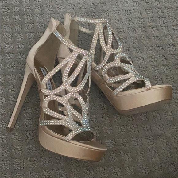 Empírico dilema musicas  Steve Madden Shoes | Wedding Prom Steven Madden Heels | Poshmark